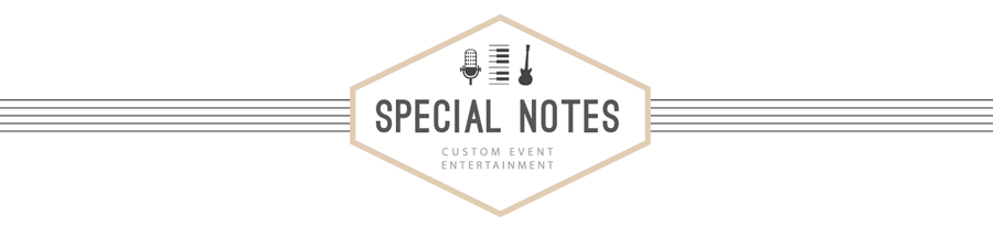 Special Notes